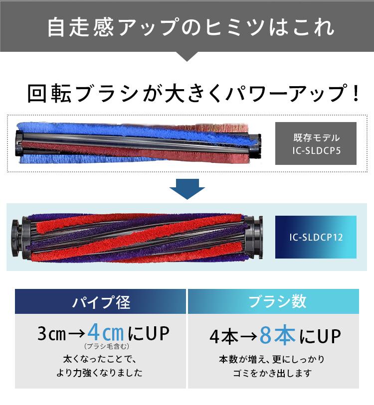 アイリスオーヤマ IC-SLDCP12