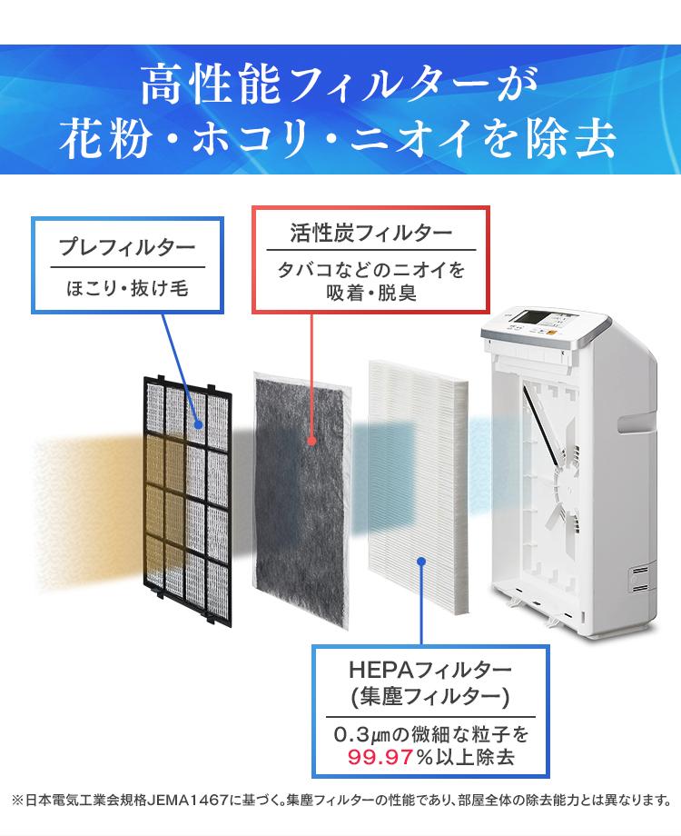 アイリスオーヤマ MSAP-DC100